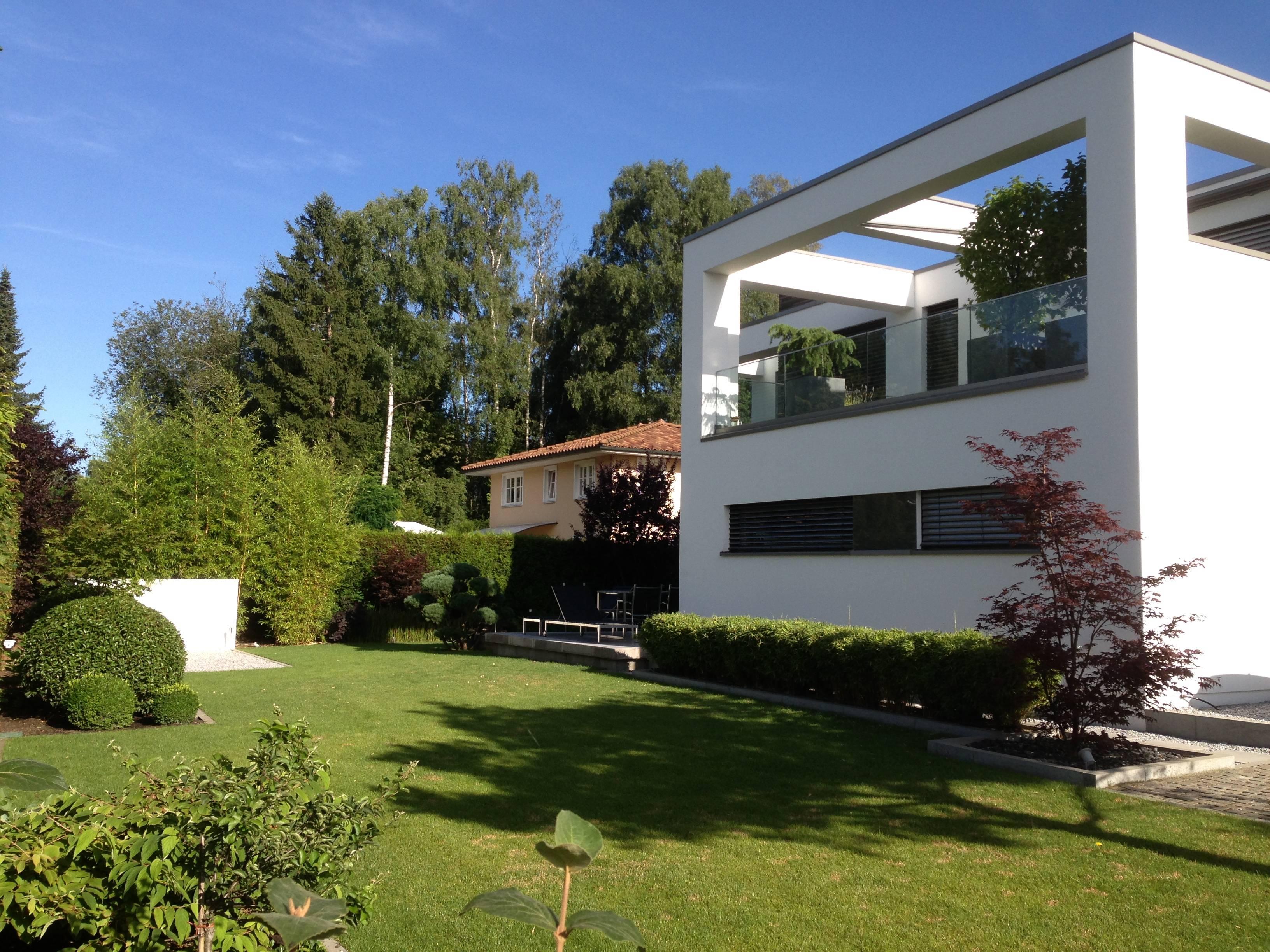 Hausgarten Bauhaus 1 Righini Garten Und Landschaftsbau